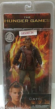 (TAS031236) - The Hunger Games Action Figure Character - Cato, , Action Figure, n/a, The Angry Spider Vintage Toys & Collectibles Store