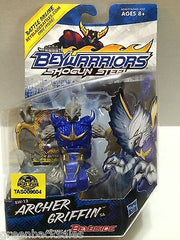 (TAS009604) - 2013 Hasbro Beywarriors Shogun Steel Figure - Archer Griffin, , Action Figure, n/a, The Angry Spider Vintage Toys & Collectibles Store