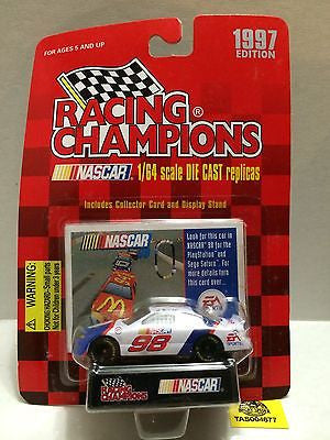 (TAS004677) - Racing Champions Nascar - #98 EA Sports, , Other, Varies, The Angry Spider Vintage Toys & Collectibles Store
