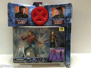 (TAS010324) - 2000 Marvel X-Men The Movie Action Figure Set - Logan & Rogue, , Action Figure, X-Men, The Angry Spider Vintage Toys & Collectibles Store  - 3