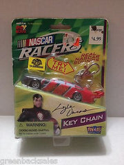 (TAS009308) - 2006 Fox Kids NASCAR Racers Key Chain - #606 Lyle Owens, , Key Chain, NASCAR, The Angry Spider Vintage Toys & Collectibles Store  - 3