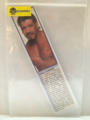 (TAS000464) - WWE WCW WWF Wrestling Eddie Guerrero Bookmark, , Books, Wrestling, The Angry Spider Vintage Toys & Collectibles Store