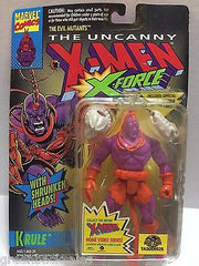 (TAS008525) - The Uncanny X-Men X-Force Figure - Krule, , Action Figure, X-Men, The Angry Spider Vintage Toys & Collectibles Store