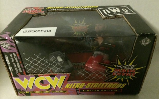 (TAS032011) - WCW Wrestling Nitro-Streetrods Die-Cast Set, , Trucks & Cars, Wrestling, The Angry Spider Vintage Toys & Collectibles Store