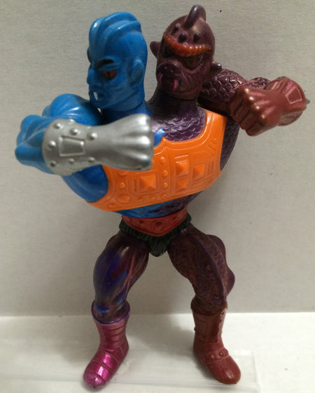 TAS037308 - Vintage Action Figure - MOTU Two-Bad 1984