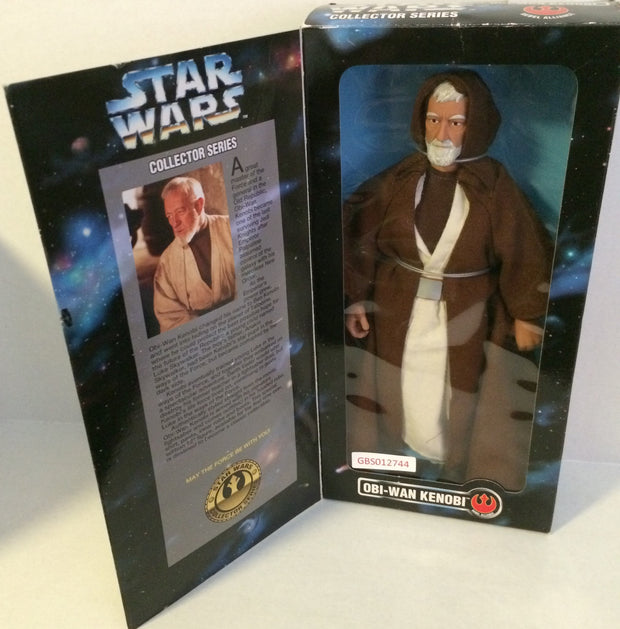 (TAS031478) - Star Wars Collector Series Figure - Obi -Wan Kenobi, , Action Figure, Star Wars, The Angry Spider Vintage Toys & Collectibles Store