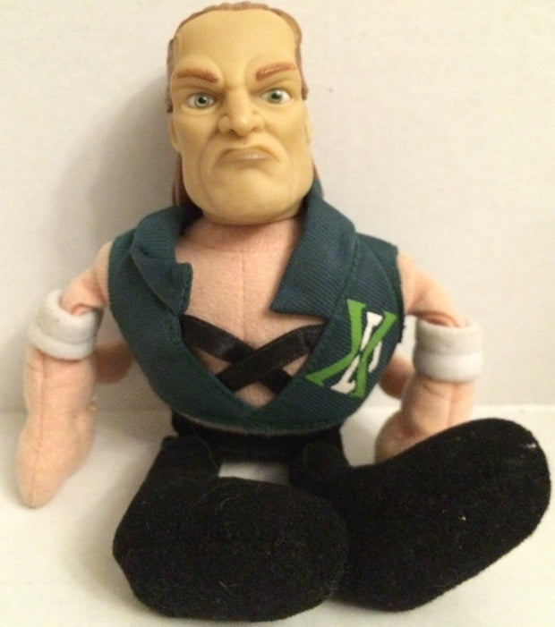 (TAS031960) - WWF WWE Wrestling Plush Doll - Triple H, , Doll, Wrestling, The Angry Spider Vintage Toys & Collectibles Store