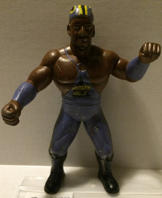 (TAS030837) - WWE WWF WCW NWO LJN Wrestling OSFTM Action Figure - Harlem Heat, , Action Figure, Wrestling, The Angry Spider Vintage Toys & Collectibles Store  - 1