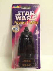 (TAS031971) - RoseArt Star Wars Figurine Stamper - Darth Vader, , Stampers, Star Wars, The Angry Spider Vintage Toys & Collectibles Store