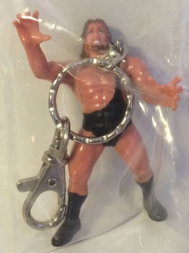 (TAS031494) - WCW WWF WWE nWo Used Key Chain - Andre the Giant, , Keychain, Wrestling, The Angry Spider Vintage Toys & Collectibles Store