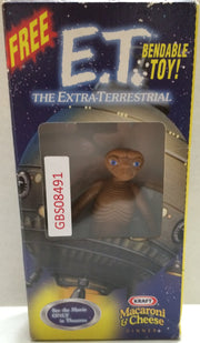(TAS031201) - E.T. The Extra-Terrestrial Bendable Toy, , Dolls, E.T, The Angry Spider Vintage Toys & Collectibles Store  - 1