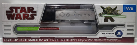 (TAS034723) - 2009 Lucasfilm Star Wars Realistic Light-Up Lightsaber for Wii, , Video Game, Star Wars, The Angry Spider Vintage Toys & Collectibles Store  - 1