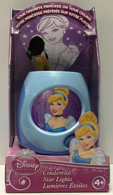 (TAS034716) - 2013 Blip Toys Disney Princess Cinderella Star Lights, , Lights, Disney, The Angry Spider Vintage Toys & Collectibles Store  - 1
