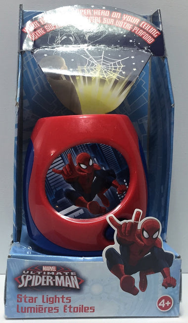(TAS034713) - 2013 Blip Toys Marvel Ultimate Spider-Man Star Lights, , Lights, Spiderman, The Angry Spider Vintage Toys & Collectibles Store  - 1