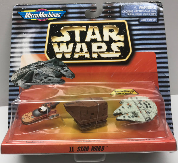 TAS001212 - 1997 Galoob Micro Machines Star Wars II