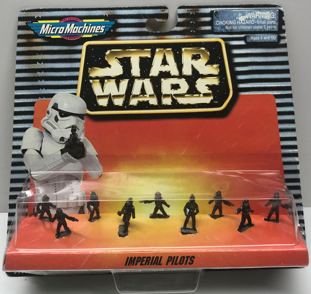 TAS001215 - 1997 Galoob Micro Machines Star Wars Imperial Pilots