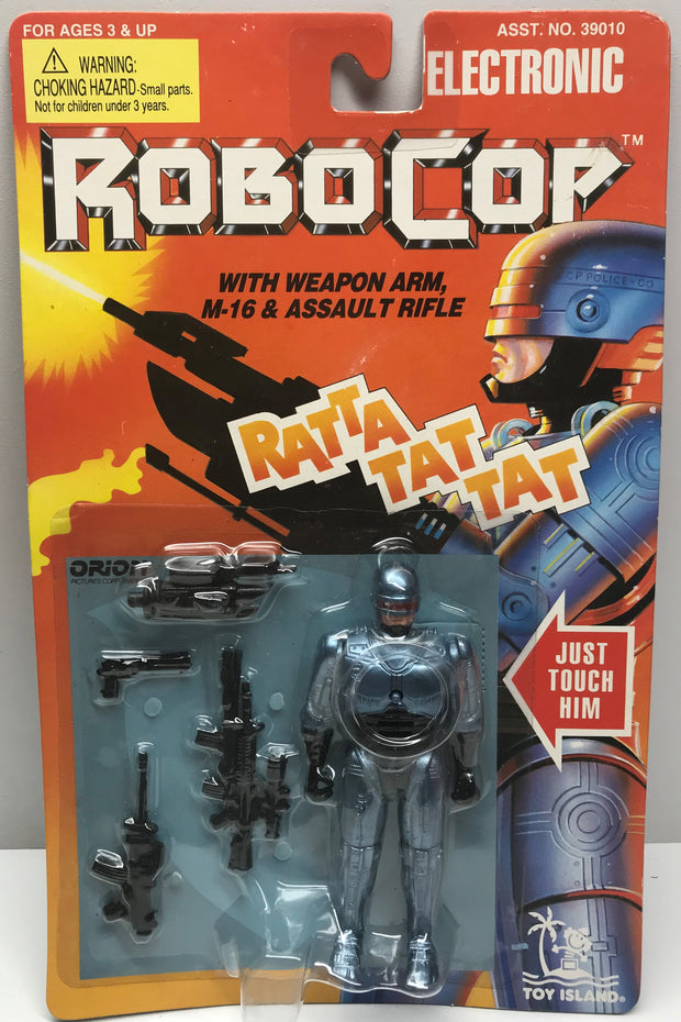 Nightfighter TAS038733-1989 Kenner Robocop And The Ultra Police
