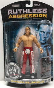 TAS038005 - 2007 Jakks WWE Ruthless Aggression - Shawn Michaels