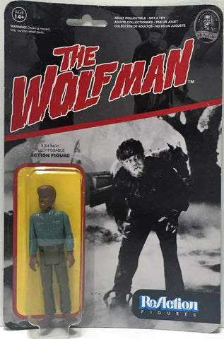 (TAS034732) - Funko ReAction The Wolf Man Action Figure, , Action Figure, Funko, The Angry Spider Vintage Toys & Collectibles Store  - 1