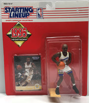 TAS038016 - 1995 Kenner Starting Lineup NBA Latrell Sprewell