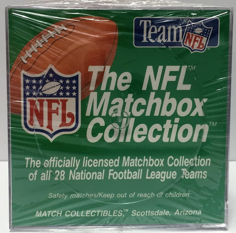 (TAS034747) - The Team NFL Matchbox Collection - Washington Redskins, , Trucks & Cars, NFL, The Angry Spider Vintage Toys & Collectibles Store  - 1