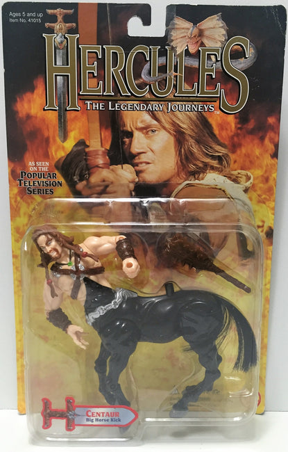 (TAS034750) - 1996 Toy Biz Hercules The Legendary Journeys - Centaur, , Action Figure, Toy Biz, The Angry Spider Vintage Toys & Collectibles Store  - 1