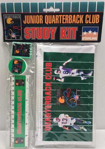 TAS001202 - Starline Junior Quarterback Club NFL Study Kit