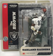 TAS038022 - 2004 McFarlane Toys NFL Oakland Raiders Tim Brown