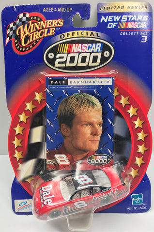 TAS038031 - 2000 Winner's Circle Nascar Die-Cast Dale Earnhardt Jr #8