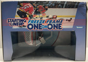 TAS038039 - 1997 Kenner Starting Lineup Freeze Frame Gretzky Hasek