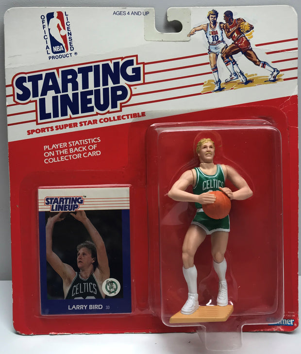 TAS038043 - 1988 Kenner Starting Lineup NBA Boston Celtics Larry Bird