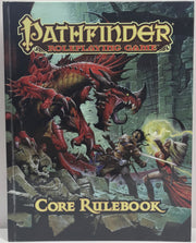 TAS038048 - Paizo Publishing Pathfinder Roleplaying Game Core Rulebook