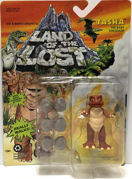 (TAS034845) - 1992 Tiger Toys Land of the Lost Action Figure - Tasha, , Action Figure, Tiger Toys, The Angry Spider Vintage Toys & Collectibles Store  - 1
