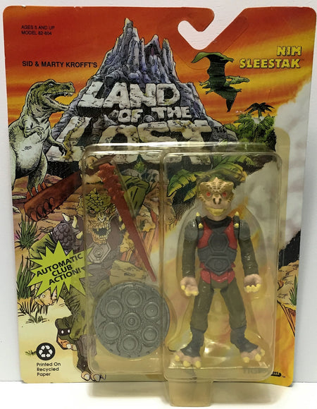 (TAS034844) - 1992 Tiger Toys Land of the Lost Action Figure - Nim Sleestak, , Action Figure, Tiger Toys, The Angry Spider Vintage Toys & Collectibles Store  - 1