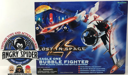 TAS040290 - 1997 Trendmasters Lost In Space - Eagle One Bubble Fighter