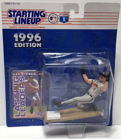 (TAS034798) - 1996 Hasbro Starting Lineup Figure - MLB Baseball Cal Rip Ken Jr, , Action Figure, Starting Lineup, The Angry Spider Vintage Toys & Collectibles Store  - 1
