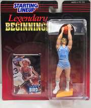 TAS038080 - 1998 Kenner NBA Starting Lineup - Larry Bird Indiana State
