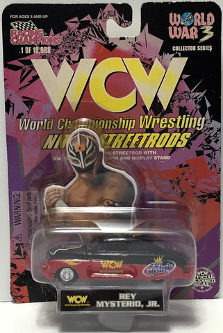 (TAS034812) - 1998 Racing Champions WCW Wrestling Nitro-Streetrods -Rey Mysterio, , Trucks & Cars, Racing Champions, The Angry Spider Vintage Toys & Collectibles Store  - 1