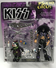 TAS038086 - 1998 McFarlane Toys Kiss Psycho Circus Paul Stanley The Jester