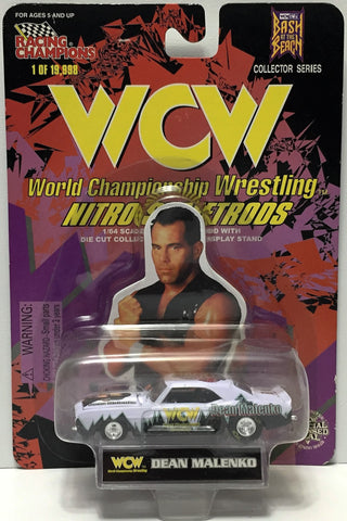 (TAS034824) - 1998 Racing Champions WCW Wrestling Nitro-Streetrods -Dean Malenko, , Trucks & Cars, Racing Champions, The Angry Spider Vintage Toys & Collectibles Store  - 1