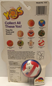 (TAS032904) - 1988 Spectra Star The Radical Yo-Yo - The Real Ghostbusters Yo-Yo, , Yo-Yo, Spectra Star, The Angry Spider Vintage Toys & Collectibles Store  - 2