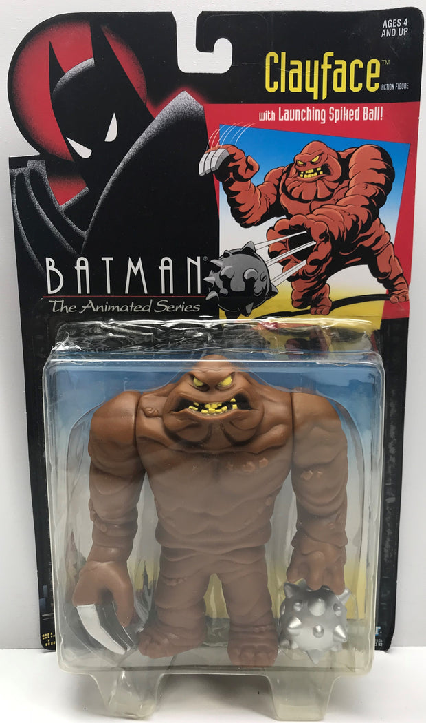 TAS038113 - 1993 Kenner Batman The Animated Series - ClayFace