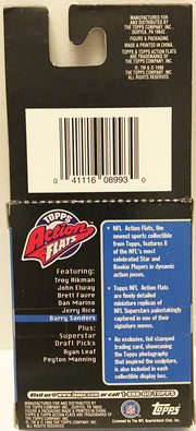 (TAS032916) - 1998 Topps Action Flats Kickoff Edition NFL - Lions Barry Sanders, , Action Figure, NFL, The Angry Spider Vintage Toys & Collectibles Store  - 2