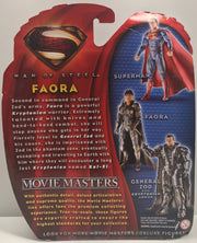 TAS038116 - 2013 Mattel Superman - Faora Action Figure