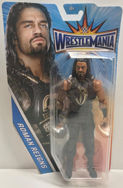 TAS038125 - 2016 Mattel WWE WrestleMania Wrestling Roman Reigns Action Figure