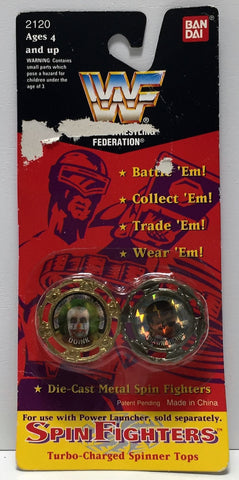 (TAS034530) - 1994 Titan Sports WWF Wrestling Spin Fighter Doink Shawn Michaels, , Action Figure, Titan Sports, The Angry Spider Vintage Toys & Collectibles Store  - 1