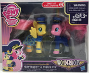 TAS038156 - 2015 Hasbro My Little Pony Wonderbolts Fluttershy Pinkie Pie Figures