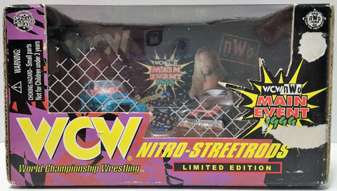 (TAS034552) - 1999 Racing Champions nWo WCW Nitro-Streetrods - Main Event Pack, , Trucks & Cars, Racing Champions, The Angry Spider Vintage Toys & Collectibles Store  - 1