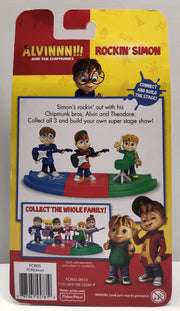 TAS038207 - 2016 Fisher-Price Alvin And The Chimpmunks Rockin' Simon