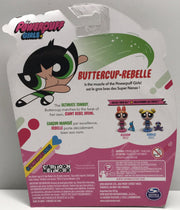 TAS038208 - 2016 Spin Master The Powerpuff Girls - Buttercup Rebelle